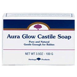 Soap Bar Castor 3.5 Oz By Heritage Store (1 Each)