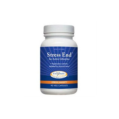 Enzymatic Therapy Stress End 90 Veg Capsules