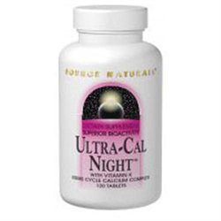 Source Naturals Ultra Cal Night with Vitamin K
