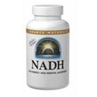 Source Naturals NADH Sublingual Peppermint - 20 mg - 20 Tablets