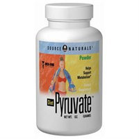 Source Naturals, Diet Pyruvate 500 mg 120 Capsules