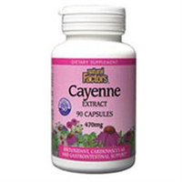 Cayenne 470 mg 90 Capsules from Natural Factors
