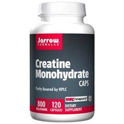 Jarrow Formulas - Creatine Caps 800 mg. - 120 Capsules