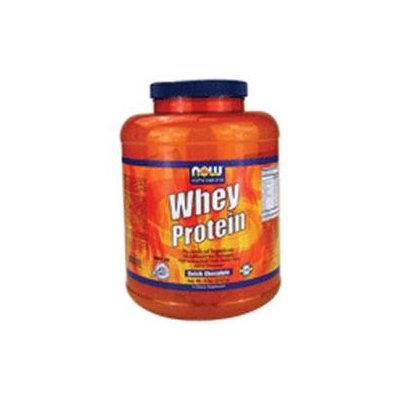 NOW Foods - Whey Protein Dutch Chocolate