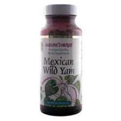 tures Herbs Mexican Wild Yam 100 caps from Nature's Herbs