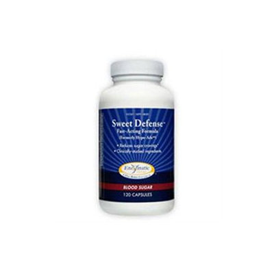 Enzymatic Therapy Sweet Defense - 120 Capsules - Other Supplements