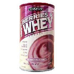 Biochem Sports 100% Berries and Whey Powder Berry - 1.39 lbs