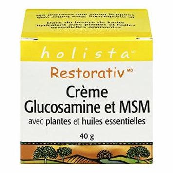 RestorativTM Extra Strength Glucosamine & MSM Cream, 40 grams