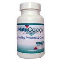NutriCology Healthy Prostate and Ovary - 180 Vegetarian Capsules