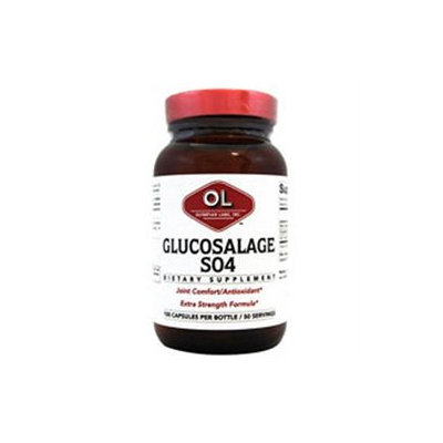 Olympian Labs Glucosalage SO4 - 100 Capsules