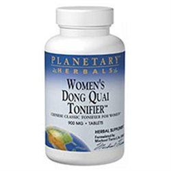 Planetary Formulations Women'S Dong Quai Tonifier - 60 Tablets - Menopause Support Herbs