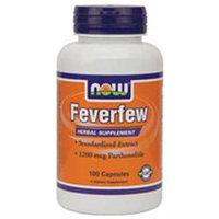 Now Foods Feverfew 400 Mg 100 Caps