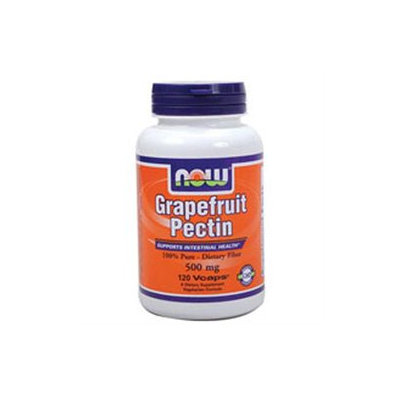 NOW Foods - Grapefruit Pectin 500 mg. - 120 Vegetarian Capsules