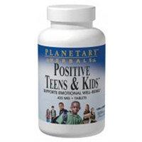 Planetary Herbals Positive Teens & Kids