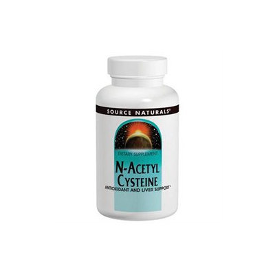 Source Naturals N-Acetyl Cysteine - 600 mg - 30 Tablets