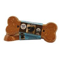 Wet Noses Peanut Butter & Molasses Bone Dog Treat, 2oz