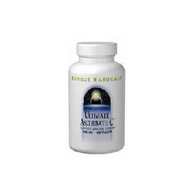Source Naturals Ultimate Ascorbate C - 1000 mg - 50 Tablets