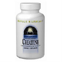 Source Naturals Athletic Series Creatine - 1000 mg - 50 Tablets