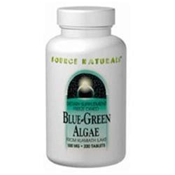 Source Naturals - Blue-Green Algae 500 mg. - 50 Tablets