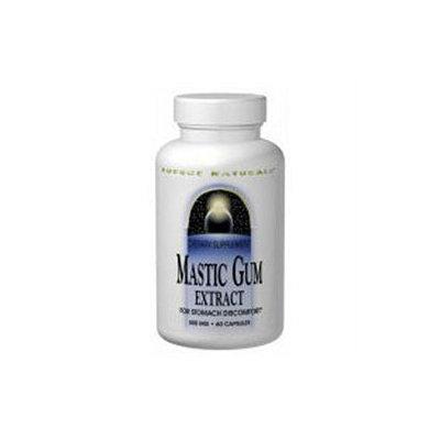 Source Naturals Mastic Gum Extract - 500 mg - 30 Capsules