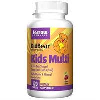 Jarrow Formulas KidBear Kids Multi Cherry - 120 Chewable Tablets
