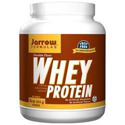 Jarrow Formulas Whey Protein Chocolate - 16 oz