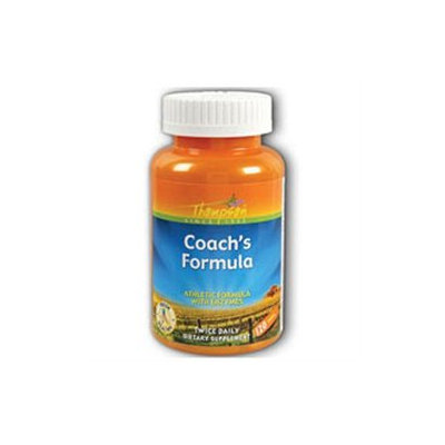Coach's Formula with Enzymes 120 tabs, Thompson Nutritional Products