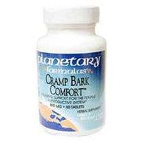 Planetary Herbals Cramp Bark Comfort 800 mg Tabs