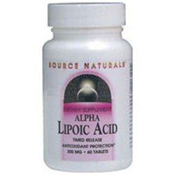 Source Naturals Alpha Lipoic Acid Timed Release