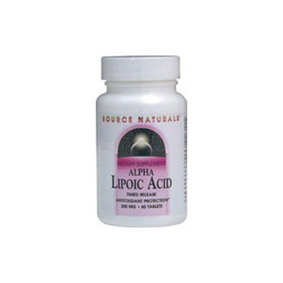 Source Naturals Alpha Lipoic Acid Timed Release