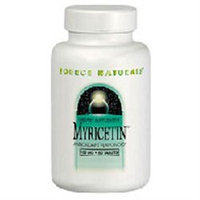 Source Naturals Myricetin - 100 mg - 60 Tablets