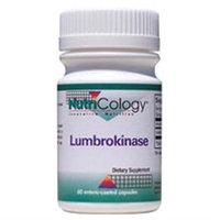 Nutricology - Lumbrokinase Enteric-Coated - 60 Capsules