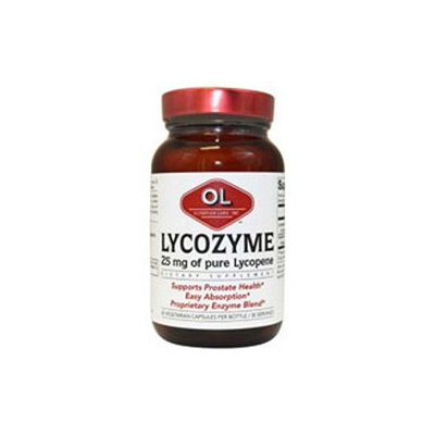 Olympian Labs Lycozyme Extra Strength - 60 Vegetarian Capsules