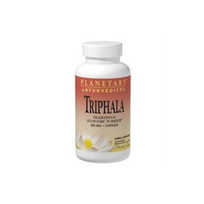 Planetary Herbals Ayurvedics Triphala - 500 mg - 60 Capsules