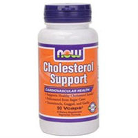 NOW Foods - Cholesterol Support - 90 Vegetarian Capsules