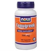 NOW Foods Fenugreek 500 mg Caps