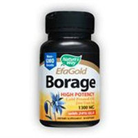 tures Way Nature's Way - Borage Oil 1300 mg. - 60 Softgels
