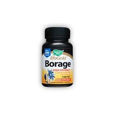 tures Way Nature's Way - Borage Oil 1300 mg. - 60 Softgels