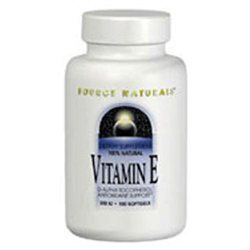Source Naturals Vitamin E Natural Mixed Tocopherols