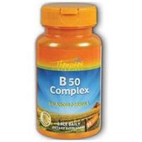 Vitamin B Complex 50 60 caps, Thompson Nutritional Products