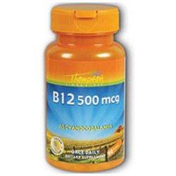 Thompson Nutritional Products Vitamin B-12 500 Mcg 90 Caps