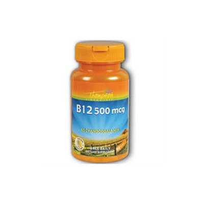 Thompson Nutritional Products Vitamin B-12 500 Mcg 90 Caps
