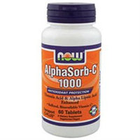 AlphaSorb-C 1000mg by Now Foods - 60 Tablets