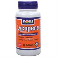 NOW Foods - Lycopene 10 mg. - 60 Softgels