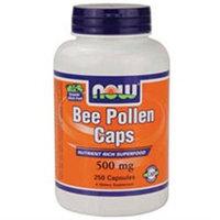 NOW Foods Bee Pollen 500 mg Caps