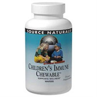 Source Naturals Children's Immune Chewable - 120 Chewable Wafers