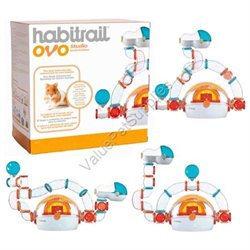 Habitrail Ovo Studio Small Animal Modular Habitat