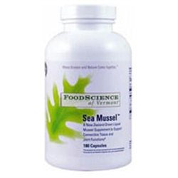 FoodScience of Vermont Sea Mussel Plus - 90 Tablets