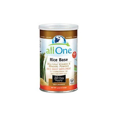 All One Rice Base Formula 150 Gm By All One (1 Each)