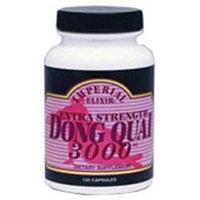 Imperial Elixir Dong Quai Extra Strength - 3000 mg - 60 Capsules